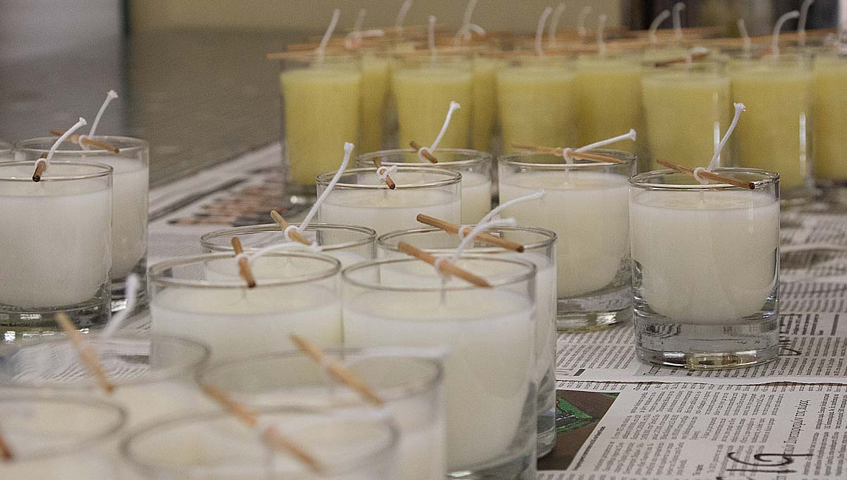 REFILL CANDLES